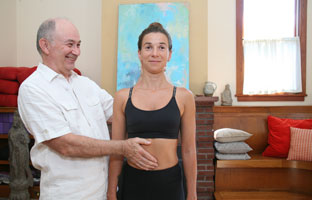 The benefits of rolfing
